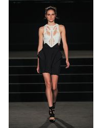Sass & Bide Fall 2013 Runway Look 11 - Lyst
