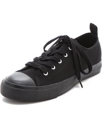 Cheap Monday Base Low Top Sneakers - Lyst