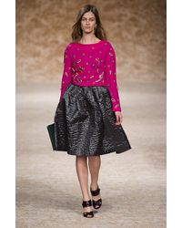 House Of Holland Fall 2013 Runway Look 28 - Lyst