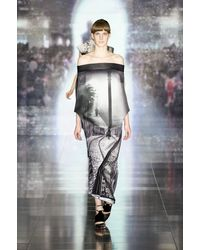 Mary Katrantzou Fall 2013 Runway Look 2 - Lyst