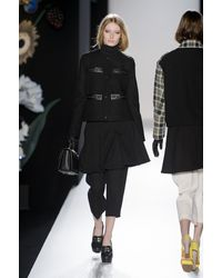 Mulberry Fall 2013 Runway Look 19 - Lyst