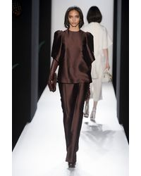 Mulberry Fall 2013 Runway Look 32 - Lyst