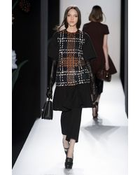 Mulberry Fall 2013 Runway Look 35 - Lyst