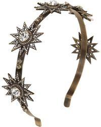 Babe - Matisse Stars Collection Headband - Lyst