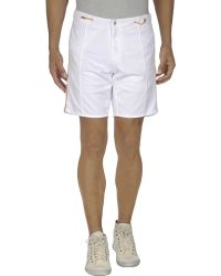 Gazzarrini - Bermuda Shorts - Lyst