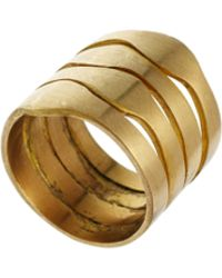 Tatty Devine - Made Ndonondono Inya Ring - Lyst