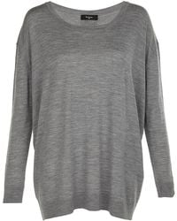 Paul Smith Black Label - Button Back Jumper - Lyst