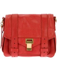 Proenza Schouler Shoulder Bag - Lyst