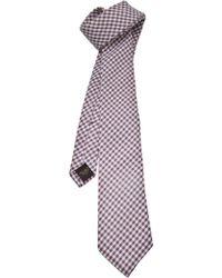 Rag & Bone - Plaid Tie - Lyst