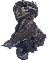 Rude Riders | Printed Scarf | Lyst