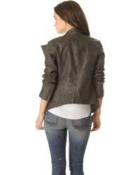 Brochu Walker - Leather Jacket - Lyst