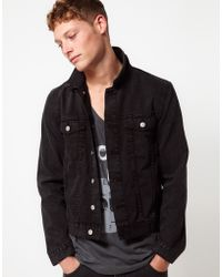 Cheap Monday Tobias Denim Jacket - Lyst