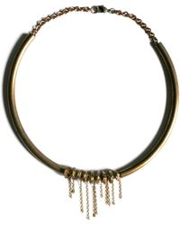 Laura Lombardi Alchera Necklace - Lyst