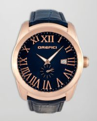 Orefici Watches - Classico Watch - Lyst