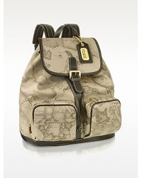 Alviero Martini 1A Classe - Two Pocket Backpack - Lyst