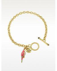 Juicy Couture - Parrot Mini Wish Bracelet - Lyst
