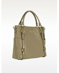 Michael Kors - Bedford Genuine Leather Northsouth Tote - Lyst