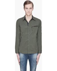 Rag & Bone Heavy Hendon Work Shirt - Lyst