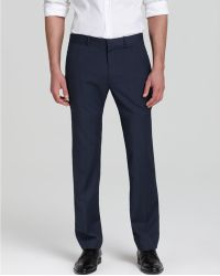 Theory Marlo Hasting Pants - Lyst