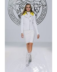 Versace Fall 2013 Runway Look 18 - Lyst