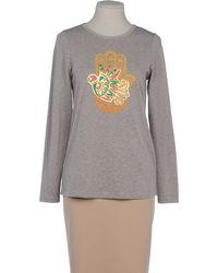 Manoush - Long Sleeve T-shirt - Lyst