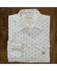 Denim & Supply Ralph Lauren Patterned Cowboy Western Shirt - Lyst