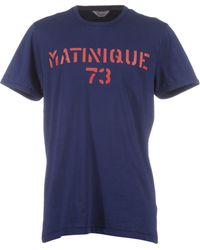 Matíníque - Short Sleeve T-shirt - Lyst