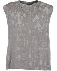 Sons Of Heroes Sleeveless T - Lyst