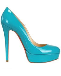Christian Louboutin - Bianca Patent Court Shoes - Lyst