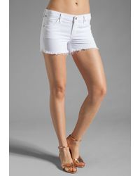 Citizens of Humanity Ava Cut Off Shorts - Lyst