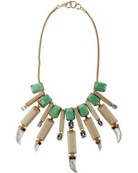 House of Lavande - Demi Collar Necklace - Lyst