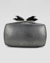 Overture Judith Leiber - Avery Soft Embossed Clutch Bag - Lyst