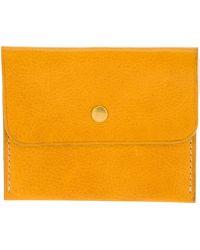Steve Mono   Leather Wallet   Lyst