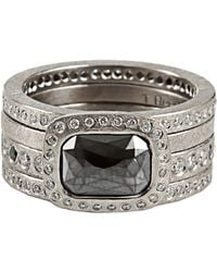 Todd Reed - White Diamond Eternity Ring - Lyst