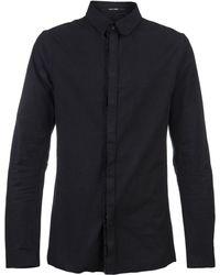 Lumen Et Umbra - Frayed Edge Shirt - Lyst