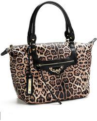 Sam Edelman Marny Leopard Print Tote Bag - Lyst