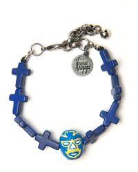 Venessa Arizaga - Mucha Libre Bracelet - Lyst