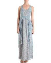 Thakoon Addition - Button Front Vest Top Dress - Lyst