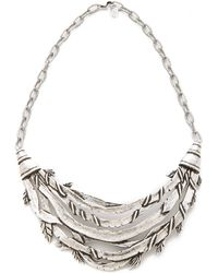 Pamela Love - Arrowhead Pendant Necklace - Lyst
