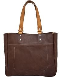Ally Capellino - Brown Marjorie Conservative Tote Bag - Lyst