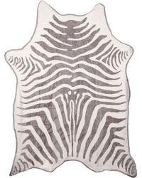 Maslin & Co - Zebra Towel - Lyst
