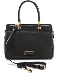 Marc By Marc Jacobs Too Hot To Handle Tote - Black - Lyst