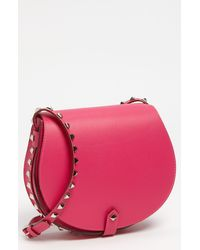 Rebecca Minkoff Skylar Studded Crossbody Bag - Lyst
