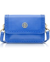 Tory Burch Robinson Spectator Mini Cross Body Bag - Lyst