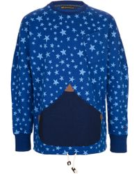 Vivienne Westwood Anglomania Star Sweater - Lyst