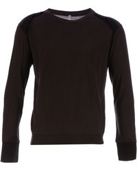 Aimo Richly - Deconstructed Sweater - Lyst