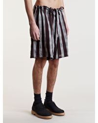 Ann Demeulemeester - Cole Shorts - Lyst