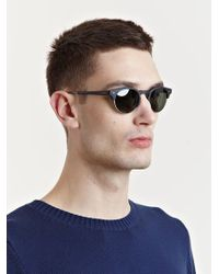 Mosley Tribes - Bower Matte Black Sunglasses - Lyst