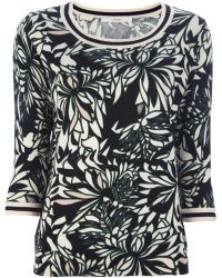 Jucca Floral Sweater - Lyst