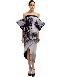 Mary Katrantzou Stingray Dress - Lyst